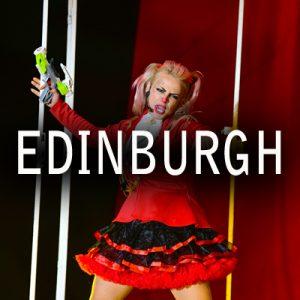 Gandeys Circus 2020 Unbelievable Edinburgh