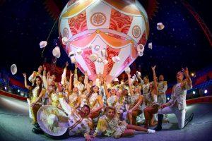 circus Newcastle 2020 Unbelievable
